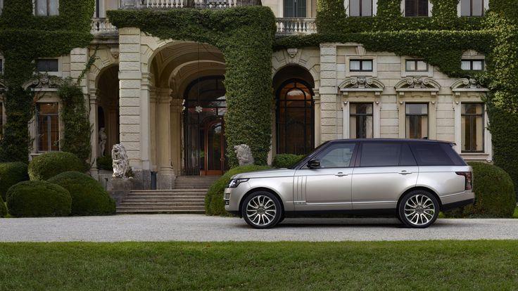 Güçlü, lüks ve sofistike.  Range Rover Long  #Otomol #LandRover
