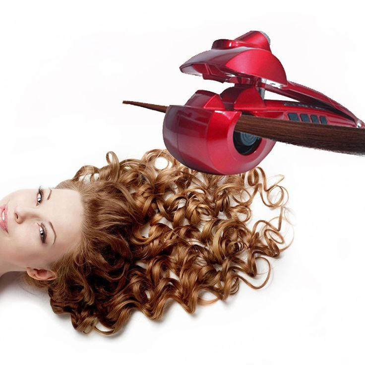 Best Hair Curler! I love it very much. Everyday have beautiful hair style.