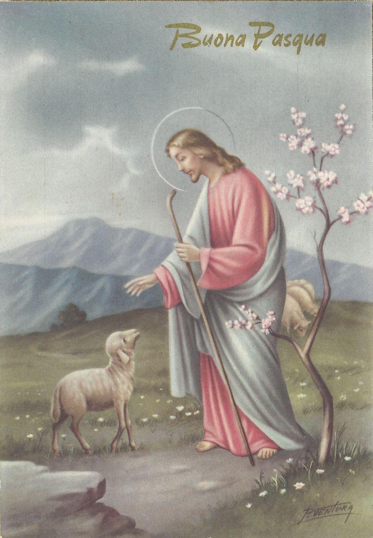 Buona Pasqua (Illustratore P. Ventura) (1)