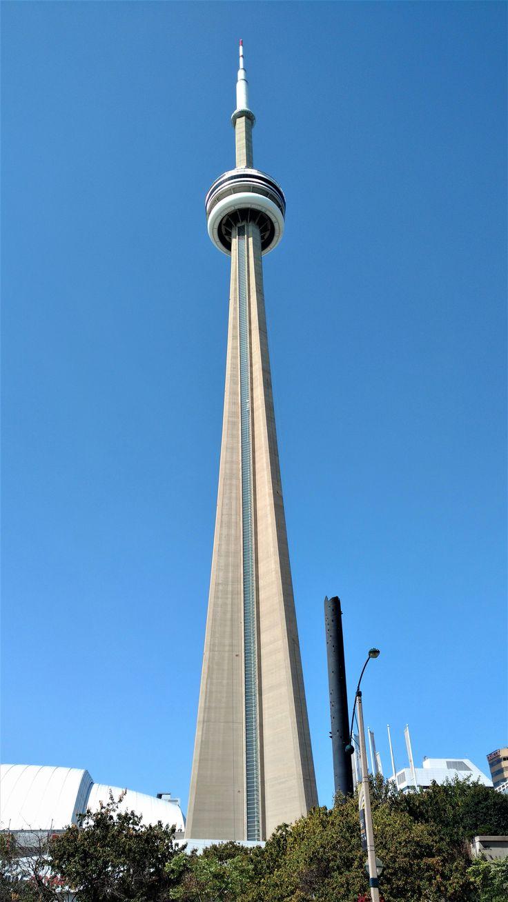 Tour CN de Toronto (photo personnelle)