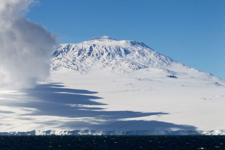 A personal water-energy nexus experience in Antarctica