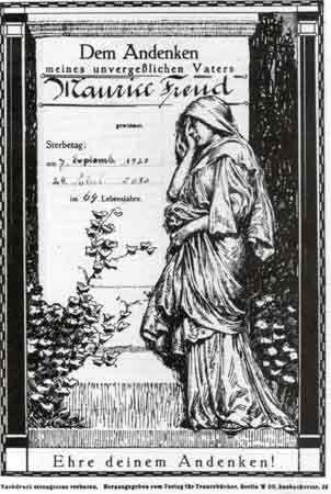 sigmund freud trauer und melancholie essays Mourning and melancholia (german: trauer und melancholie) is a work of sigmund freud from the year 1917 in this essay, freud argues that mourning and melancholia are.