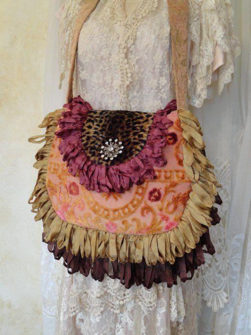 handmade purse at Daphne Nicole