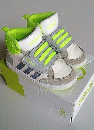 Kupuj mé předměty na #vinted http://www.vinted.cz/deti/kluci-boty/15325595-detske-boty-adidas-limedice
