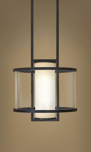 Lampe suspension / contemporaine / en verre / fait main GARDA Kevin Reilly Collection