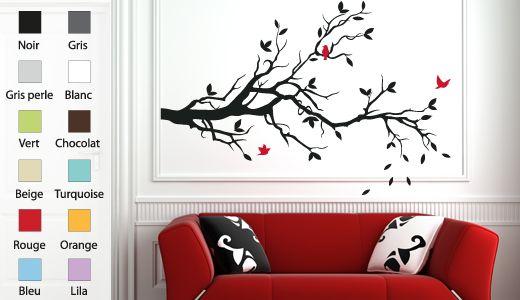 1000 id es sur le th me stickers muraux d 39 arbre sur pinterest paroi d 39 arbre stickers muraux. Black Bedroom Furniture Sets. Home Design Ideas
