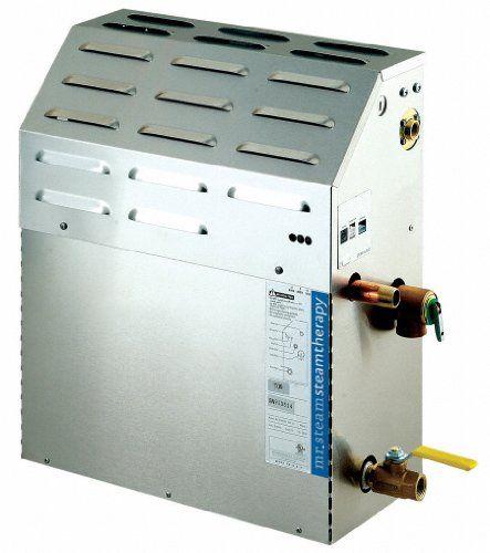 Mr Steam Mssuper1eb1 eTempo Super1e 10 Kw 208v 1ph Steambath Generator Only