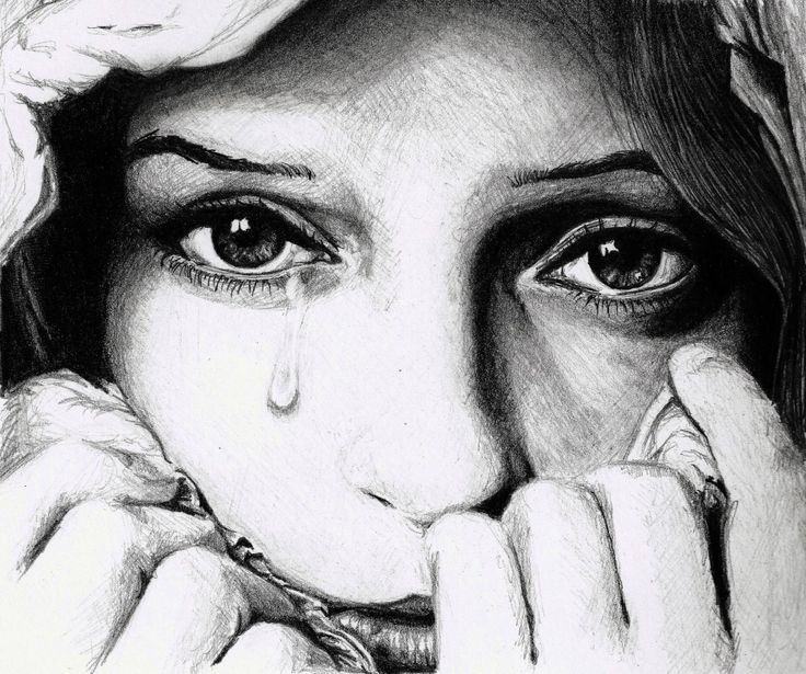 Best Realistic Pencil How Draw To Draw Pencil Sketch Sad Man