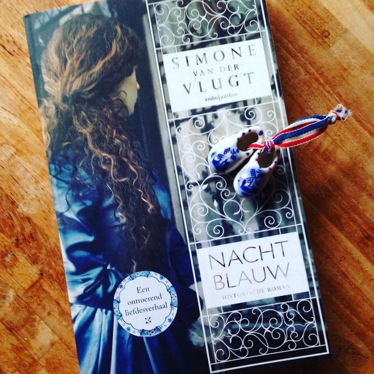 #boekperweek 15/52 Recensie: Nachtblauw - Simone van der Vlugt