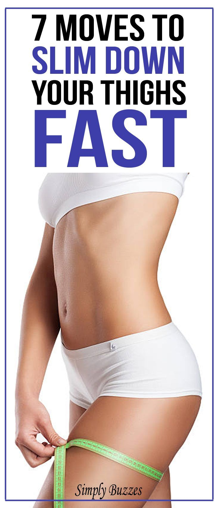 slim down belly fast