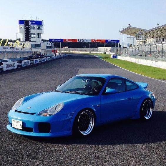 Porsche 996 GT2 Umbau Auf Basis 996 Turbo T