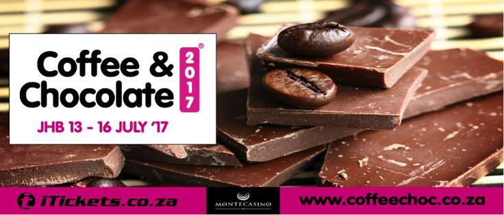 A Sensational Experience - Coffee & Chocolate 2017