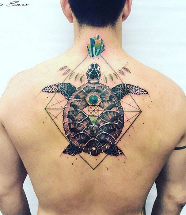 Best 25+ Male Back Tattoos Ideas On Pinterest