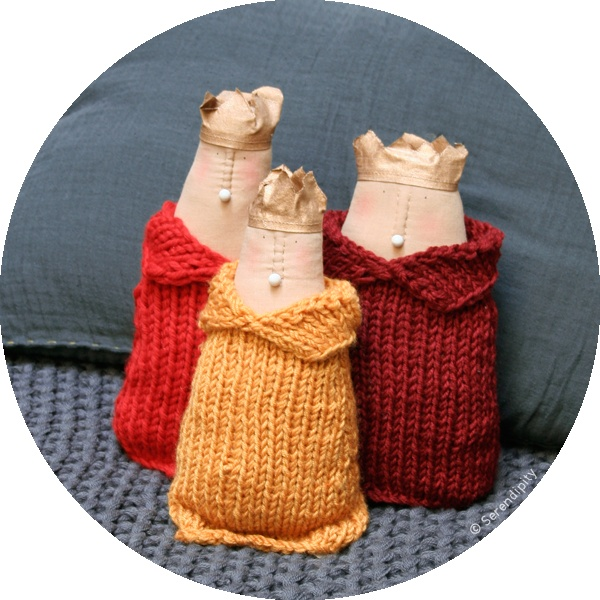 roi mage en tricot .:serendipity.fr:.