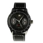 Men's Watch Warrior (black) - Free shipping - Foxaza.com
