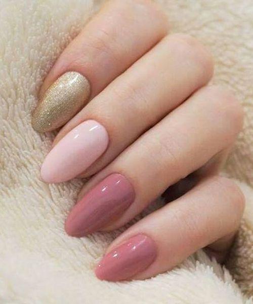 time favorite wedding nail