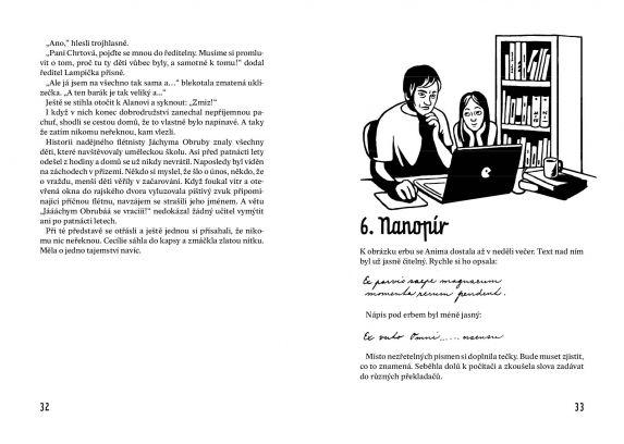 Srdcový erb | české ilustrované knihy pro děti | Baobab Books