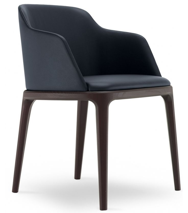 Grace Chaise Avec Accoudoir Poliform