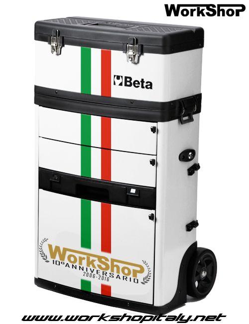 Trolley Beta C41H WorkShop anniversary