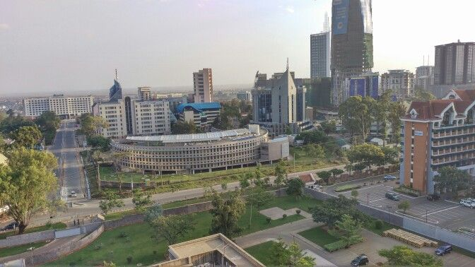 Upper Hill Nairobi, Kenya