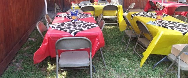 Toy Story Woody and Jessie Birthday Party Ideas | Photo 16 of 28 | Catch My Party