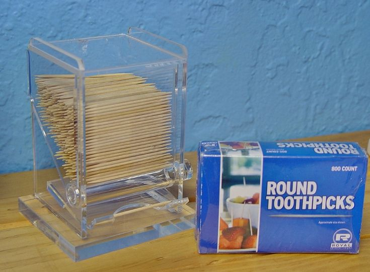 If You Had 20 Guesses, You Still Would NEVER Guess What This Guy Built With Toothpicks. WOW.