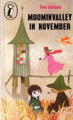 Moominvalley in November: the moomins are darker than you remember them being…