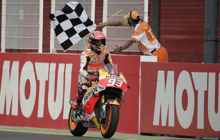 MotoGp Argentina, vittoria di Marquez, secondo Valentino, disastrose le Ducati