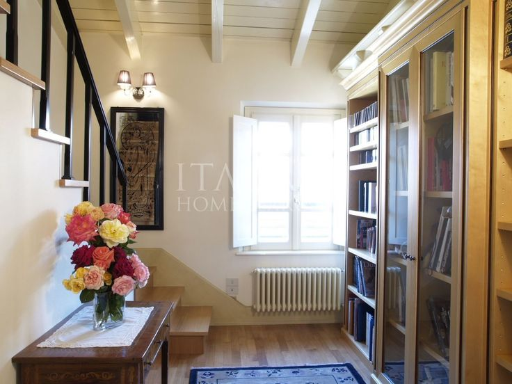 Apartment for sale in Pistoia, Tuscany.