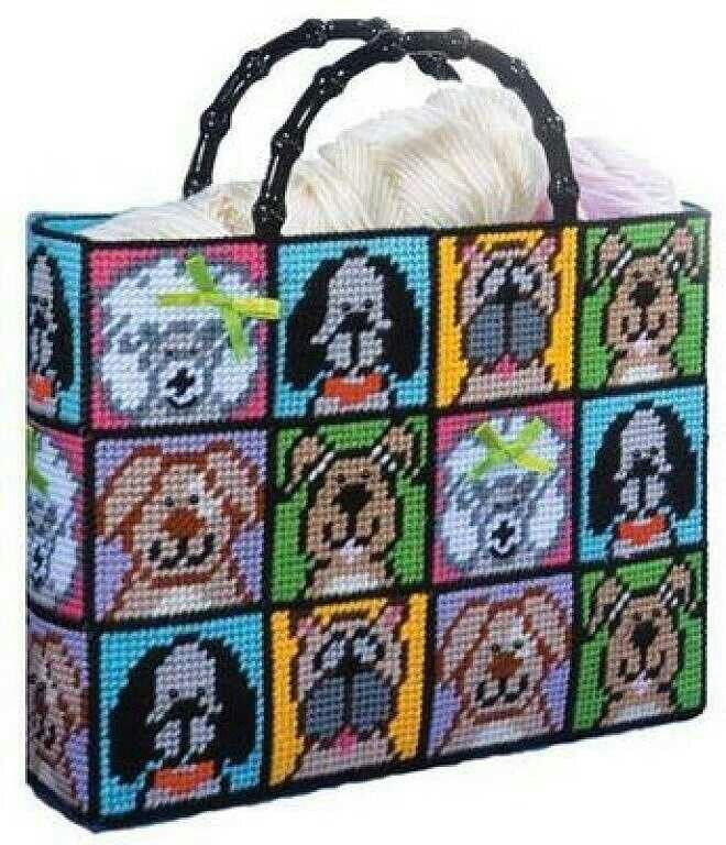 Puppy Tote Bag 1/3