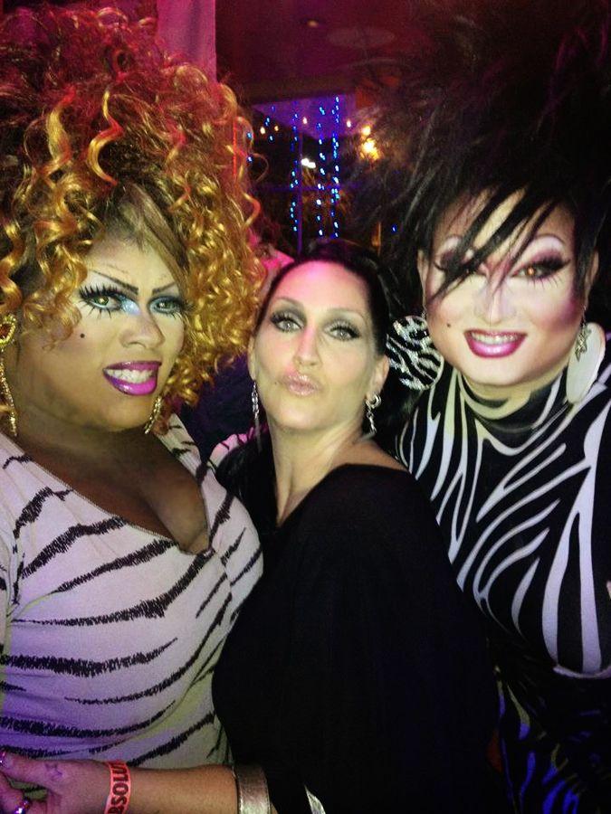 RuPaul's Drag Race, Mystique Summers Madison, Michelle Visage, Penny Tration