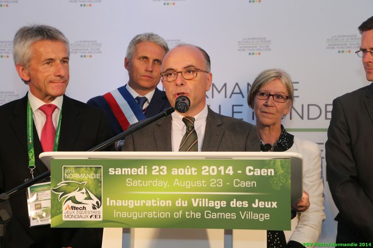 Bernard Cazeneuve, interior minister - Copyright : PSV Photo