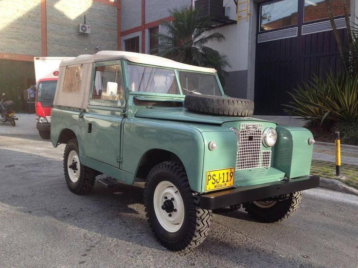 20 best Series2 Land Rover images on Pinterest | Landrover defender