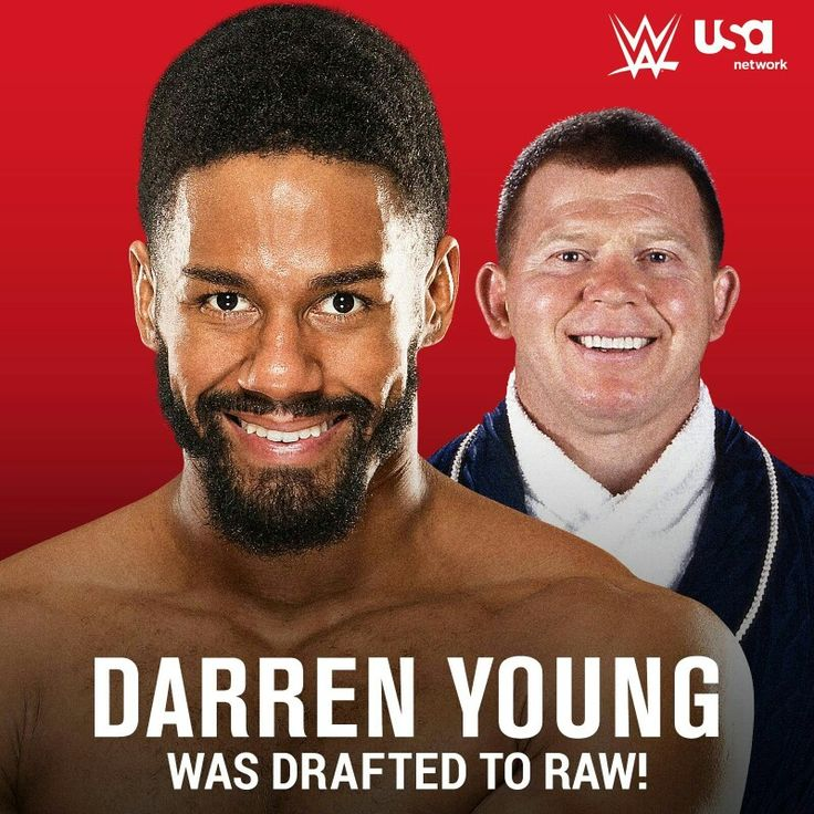 #36- Darren Young and Bob Backlund Drafted To Raw.
