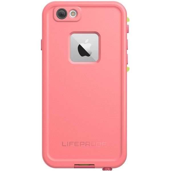"Amazon.com: Lifeproof FRE iPhone 6/6s Waterproof Case (4.7"" Version) -... ($72) ❤ liked on Polyvore featuring accessories and tech accessories"