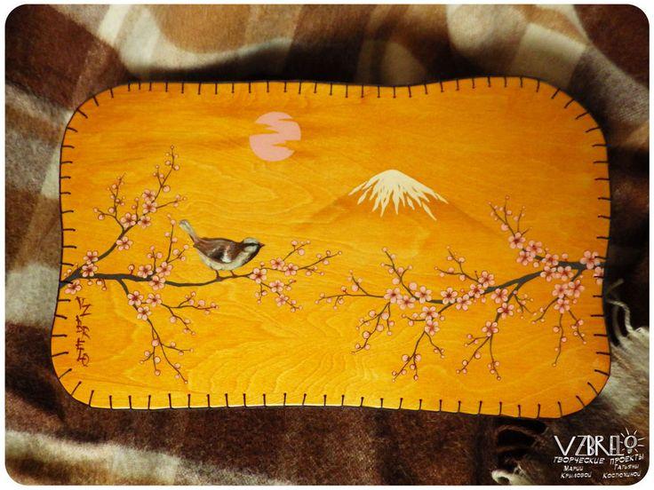 Немного Японии) - Ярмарка Мастеров - ручная работа, handmade