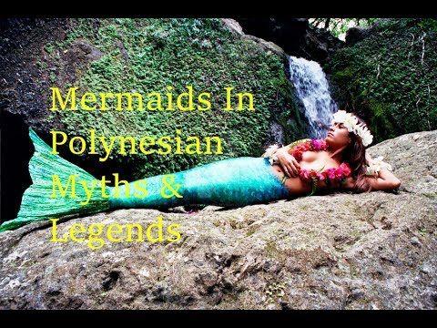 Mermaids In Polynesian Myths & Legends