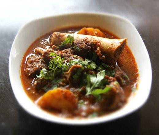 Mangalorean Mutton Gravy