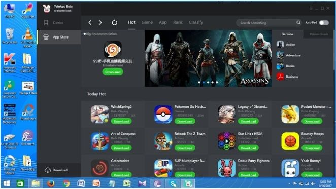 Tutuapp Pc Is New Way New Experience For Appstore Users Tutuapp Windows Allows You To Download Ios Apps Android Apk Apps App Store Games Game App Ios Apps