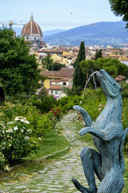 Giardino delle Rose - Florence, province if Florence , Tuscany
