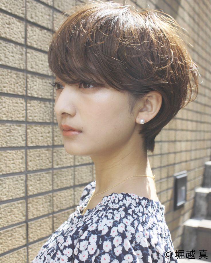 【HAIR】堀越 真さんのヘアスタイルスナップ(ID:284612)