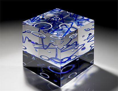 glass artist Steven Weinberg
