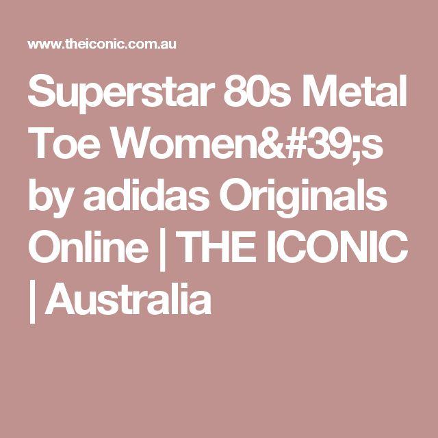 Superstar 80s Metal Toe Women's by adidas Originals Online   THE ICONIC   Australia