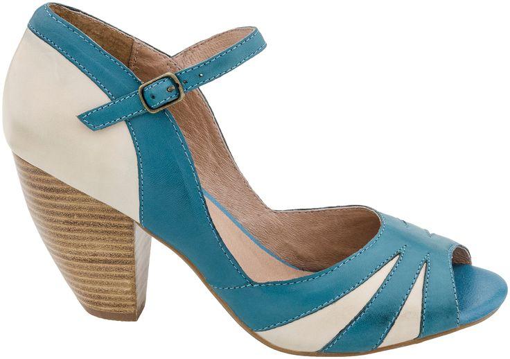 Miz Mooz Weatherly dress shoe