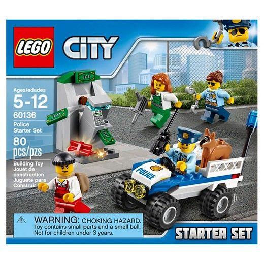 LEGO® City Police Police Starter Set 60136 : Target