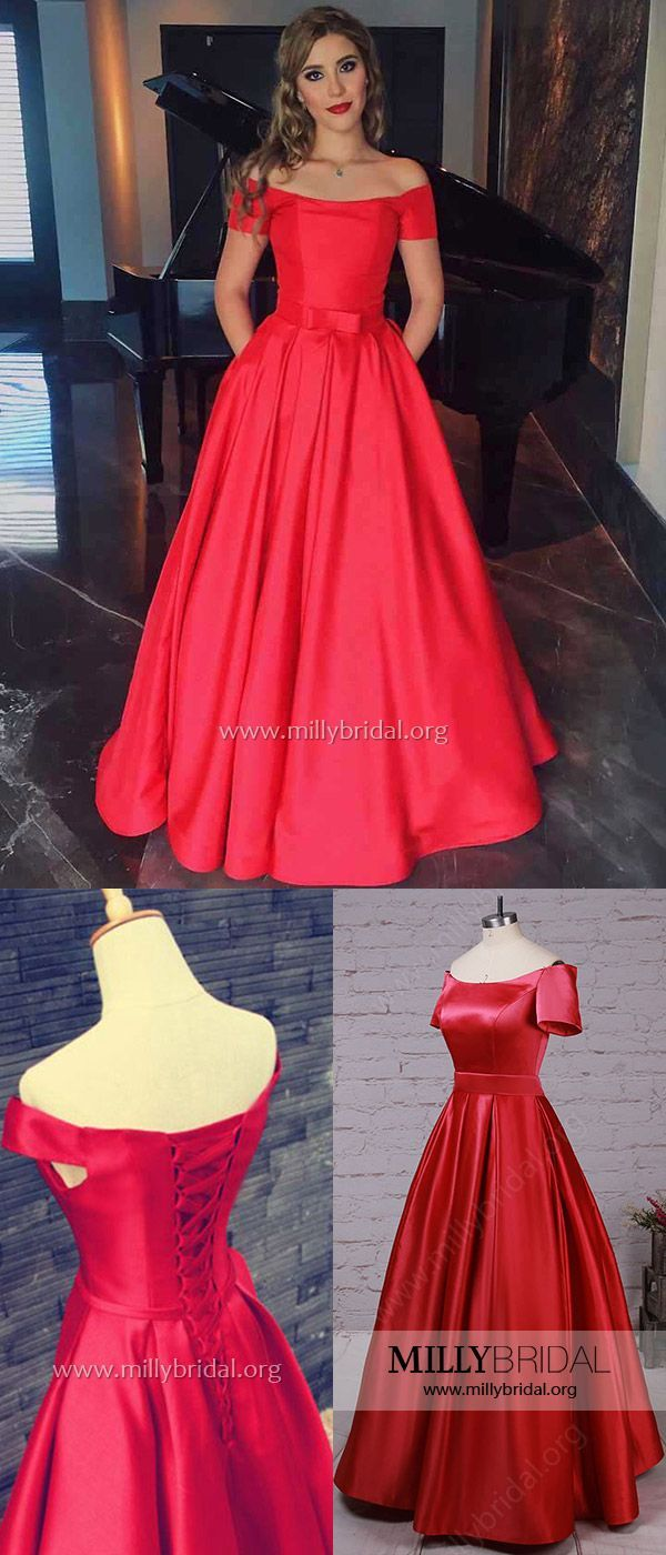 Prom dresseslong formal evening dresses redsimple military ball