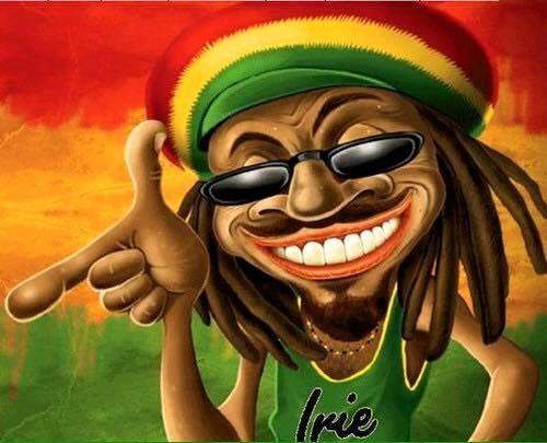 Rasta Man! #rasta #weed #ganja #green #smoke