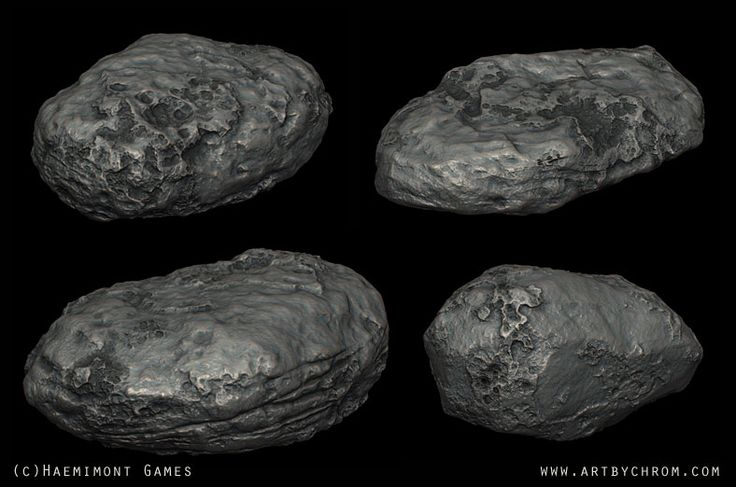 Sculpting larger rocks in ZBrush - Google Search