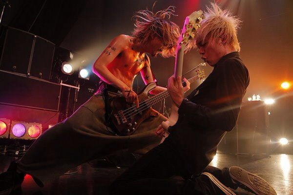 Toru Yamashita and Ryota #OneOkRock
