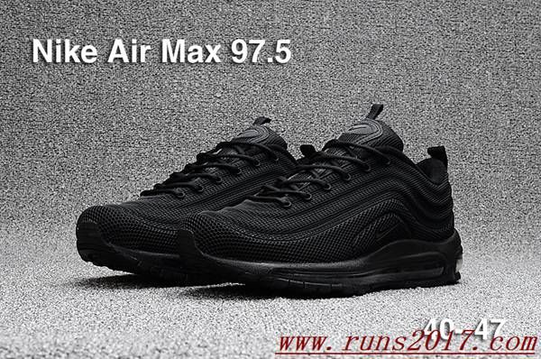 Nike Air Max 97.5 Black Kpu nikeNike luftsko, Nike nike Nike air shoes, Nike
